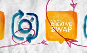 Visual des Projektes ''Creative Swap''